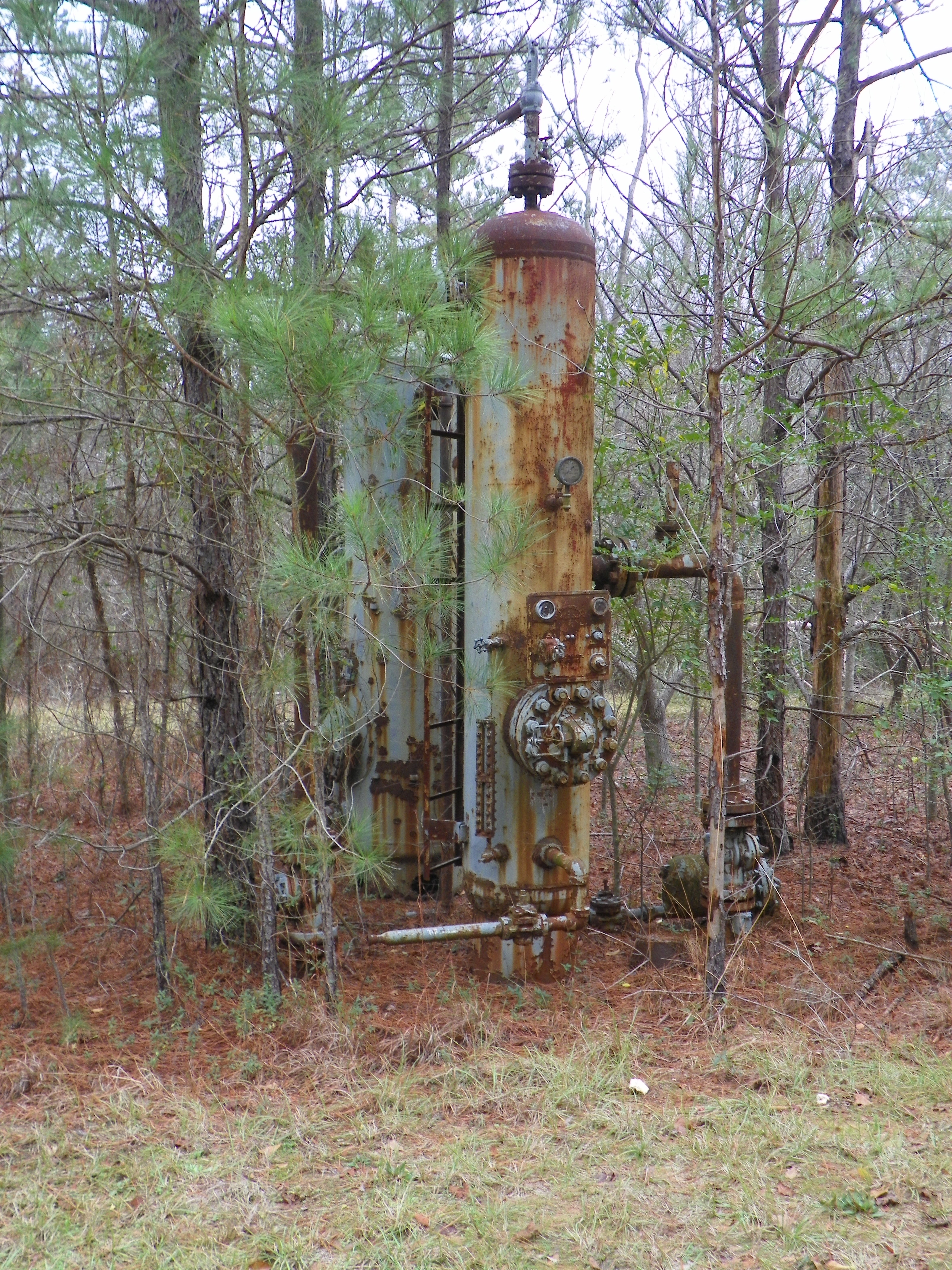 Tennessee Natural Gas Wells