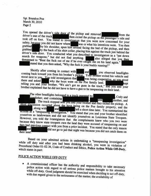BRANDON POE PAGE 2