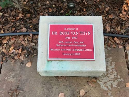 rose-van-thyn-memorial