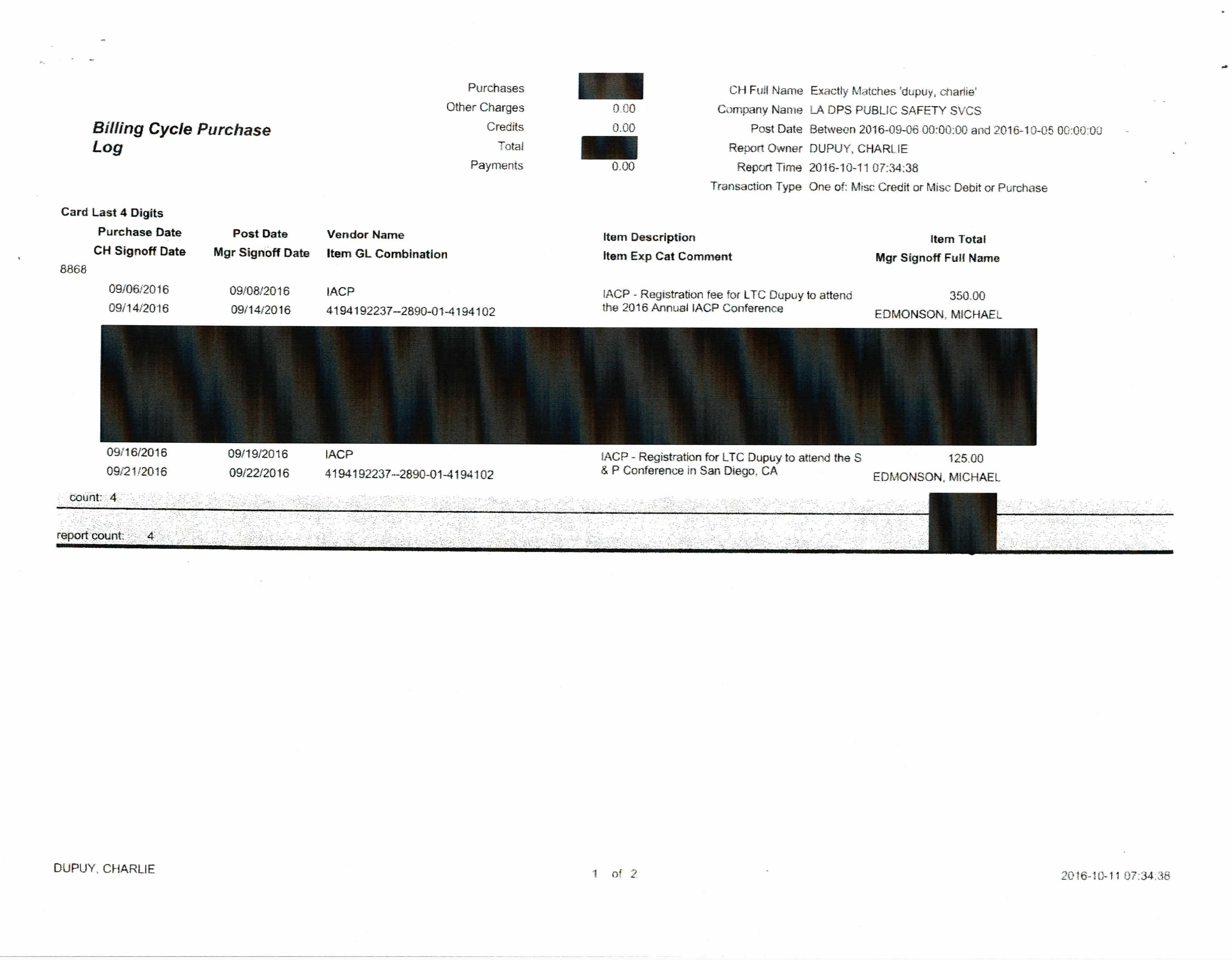 Get A Receipt Pdf Revenue  Louisiana Voice Uscis Immigrant Fee Receipt with How To Type Up An Invoice Excel Redactededmonsoninvoice Invoice For Ebay Pdf